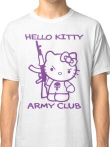 Hello Kitty Army Club Classic T-Shirt