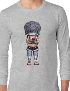 Smile Baby Photographer Long Sleeve T-Shirt