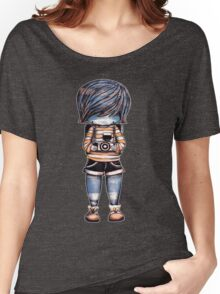 Smile Baby Photographer Women's Relaxed Fit T-Shirt