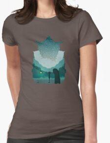Spirited Journey Womens T-Shirt