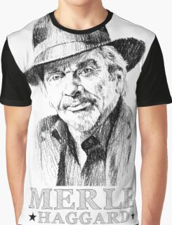Country Man, Haggard Graphic T-Shirt