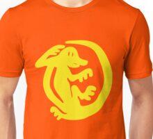 Orange Iguanas Unisex T-Shirt
