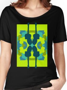 Guitars, colors and patterns Women's Relaxed Fit T-Shirt