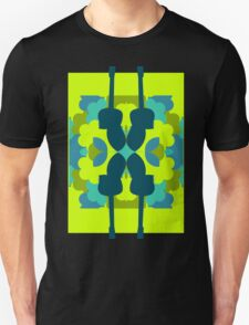 Guitars, colors and patterns Unisex T-Shirt