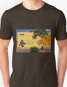 Public Wall Art & Graffiti Unisex T-Shirt