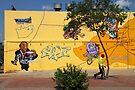 Public Wall Art & Graffiti by Carole-Anne