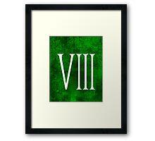 Forest VIII Framed Print