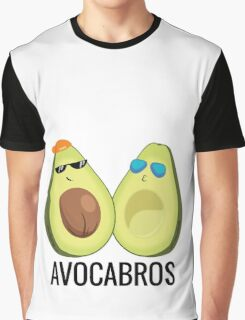 Avocabros Graphic T-Shirt