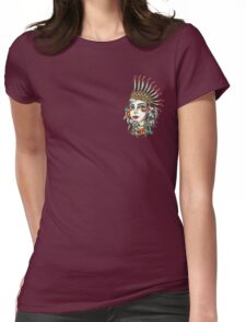 American Beauty Womens Fitted T-Shirt