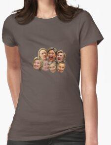 Hillary Clinton in DA HOUSE Womens T-Shirt