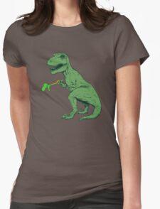 UNSTOPPABLE-T-REX Womens T-Shirt