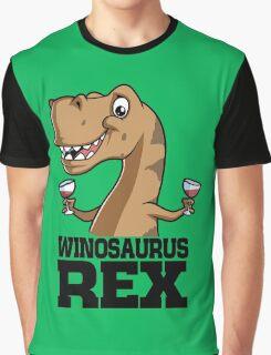 Winosaurus Rex Graphic T-Shirt