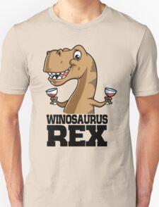 Winosaurus Rex Unisex T-Shirt