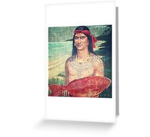 Lapu-Lapuception Greeting Card