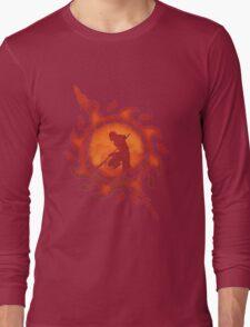 Red Viper Tshirt & Hoodie Long Sleeve T-Shirt