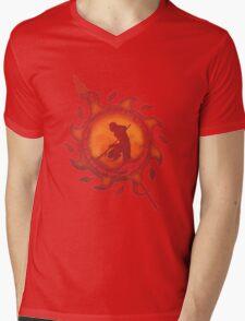 Red Viper Tshirt & Hoodie Mens V-Neck T-Shirt