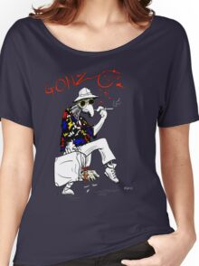 Gonzo- Fear and Loathing in Las Vegas parody Women's Relaxed Fit T-Shirt
