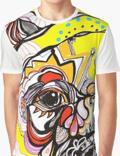 bears eye Graphic T-Shirt