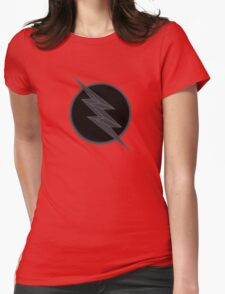 The Flash: Zoom  Womens Fitted T-Shirt
