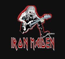 IRON MAIDEN GUITAR Unisex T-Shirt