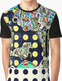 polkadot fun Graphic T-Shirt
