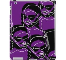 Purple Army iPad Case/Skin
