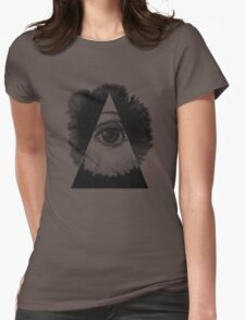 The Eye In The Sky Womens T-Shirt