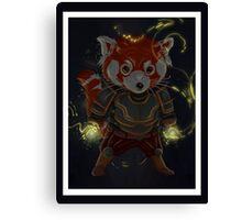 Magical Red Panda Canvas Print