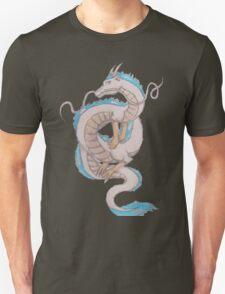 Haku - Spirited Away Unisex T-Shirt