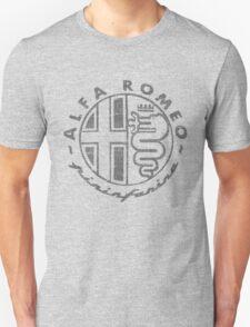 A Romeo DISTRESSED Pininfarina Unisex T-Shirt