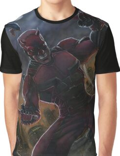 Rumble in Hell's Kitchen Graphic T-Shirt