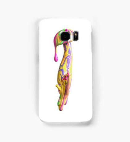 Psychedelic Mushroom Samsung Galaxy Case/Skin