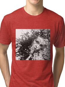 In bloom. Tri-blend T-Shirt