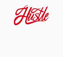 Hustle Torn - Red Unisex T-Shirt