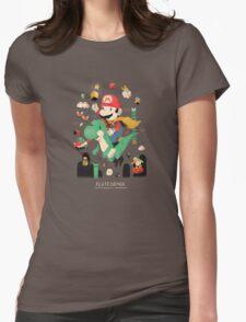 platformer. Womens T-Shirt