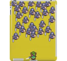Blue tide iPad Case/Skin