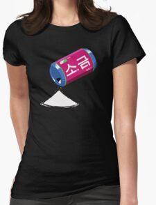 D.va´s Salt  Womens Fitted T-Shirt