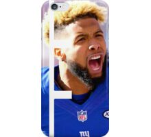 Odell 13 iPhone Case/Skin