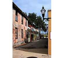 Fort Alley ~ A Very Old Street Photographic Print