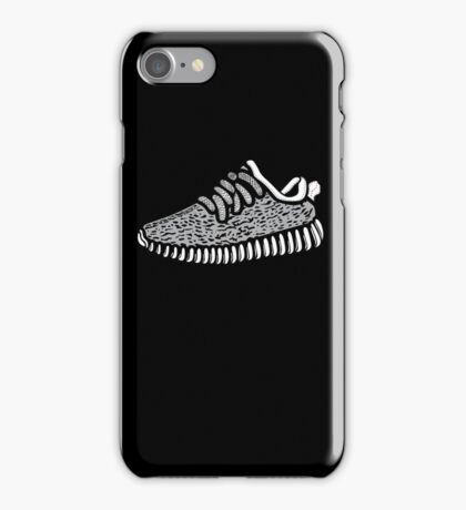 Yeezy Boost 350 - Transparent iPhone Case/Skin