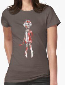Zombie Nurse Womens T-Shirt