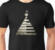 Piano music Unisex T-Shirt