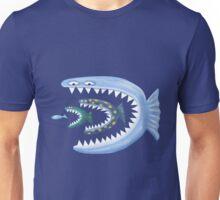 Big Fish eat Little Fish Unisex T-Shirt