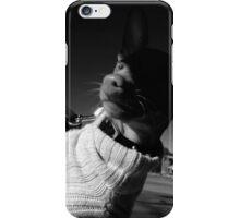 Muchacha iPhone Case/Skin