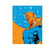 Try your Fortune With Dr.Fate :) Art Print