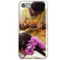 Women at work iPhone Case/Skin