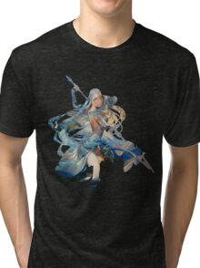 Fire Emblem Fates - Azura / Aqua Tri-blend T-Shirt