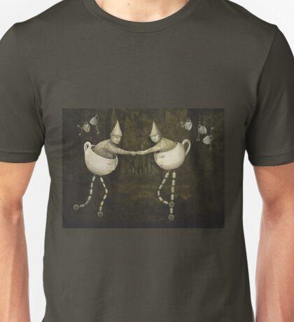 Teacup Greetings Unisex T-Shirt