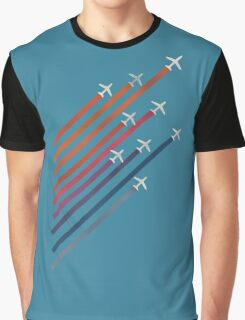 aerial acrobat Graphic T-Shirt