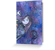 ryn weaver new constellations Greeting Card